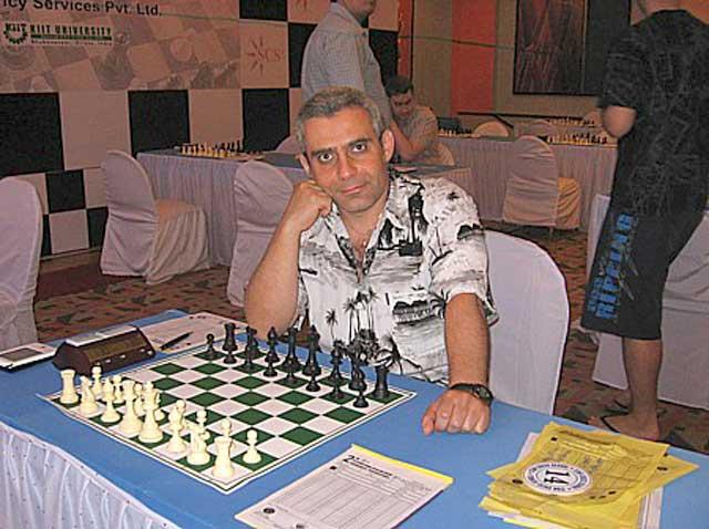 Анонс блога белорусского международного гроссмейстера Сергея Каспарова