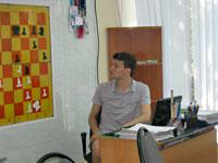 Учебно-тренировочные сборы в шахматном центре лицея «Держава»