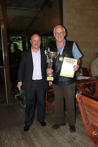 Владимир Желнин стал победителем финального этапа Всероссийского шахматного фестиваля посвященного 60-летию города Обнинска