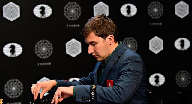 Едем за короной: Сергей Карякин выиграл турнир претендентов