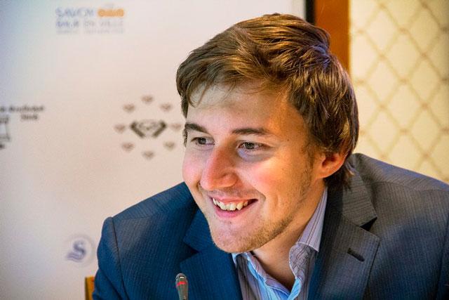 Сергей Карякин сыграет в Бильбао в рамках подготовки к матчу за мировую шахматную корону