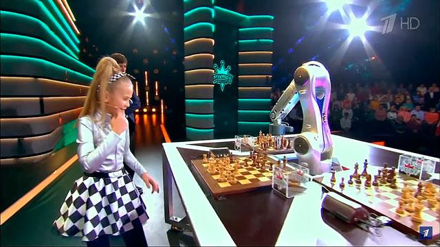 Девятилетняя Дарья Новикова — восходящая звезда шахмат