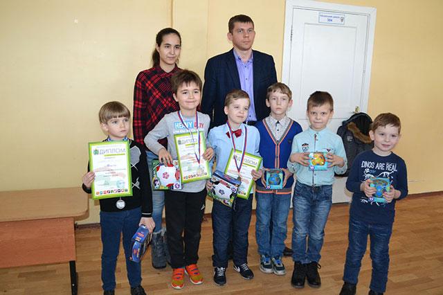 В Обнинске прошло открытое первенство города по шахматам среди мальчиков и девочек до 9 лет