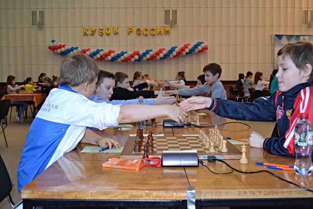 В Обнинске завершился финал детского Кубка России по шахматам