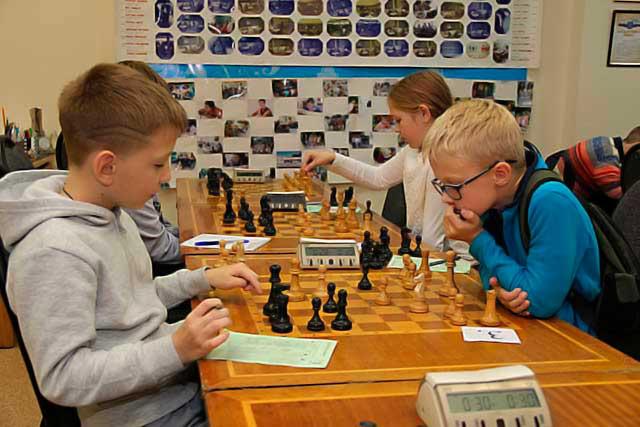 Личное первенство города Обнинска по классическим шахматам среди юношей и девушек
