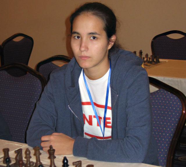 Обнинская шахматистка Анна Афонасьева получила звание женского международного мастера