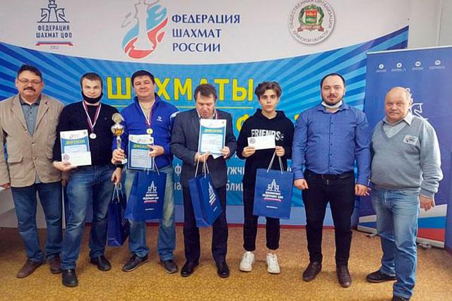 Чемпионаты ЦФО по быстрым шахматам и блицу — итоги