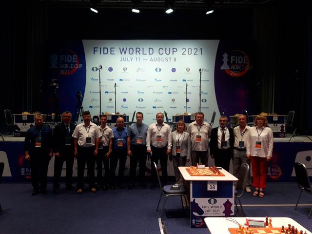 Кубок Мира среди мужчин и женщин