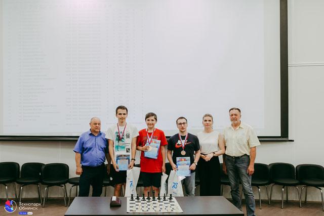Шахматный фестиваль «Мирный атом» — итоги