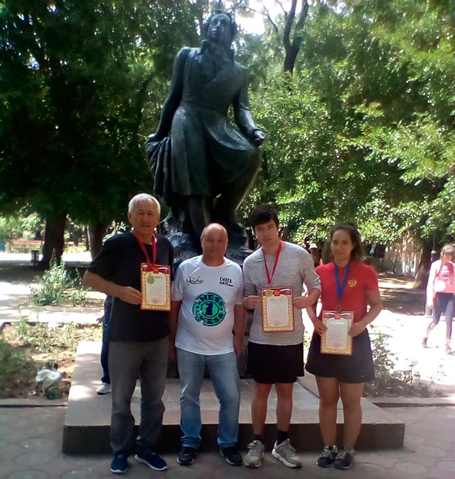 Воспитанник СШОР «Квант» Савелий Голубов в рамках учебно-тренировочных сборов  выиграл блицтурнир «Неделя шахмат в республике Крым»
