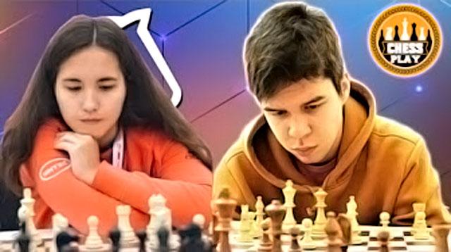 Шахматный YouTube-канал Савелия Голубова