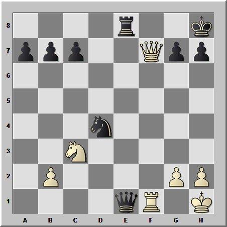 Самый простой и естественный ход в шахматах зачастую и становится решающим