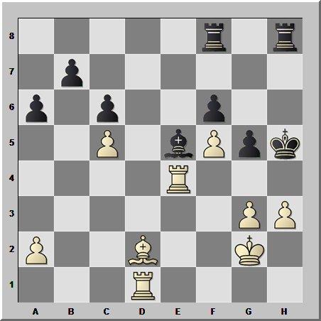 Шахматный шедевр от двенадцатого чемпиона мира по шахматам