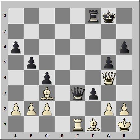 В шахматах количество не главное: главное — качество!