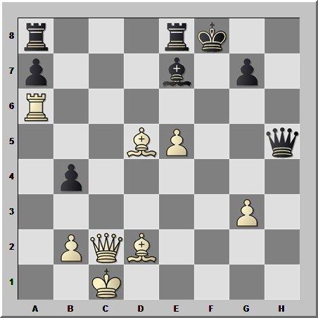 Шахматная головоломка: внимательность и скрупулёзность в расчётах приведут к успеху