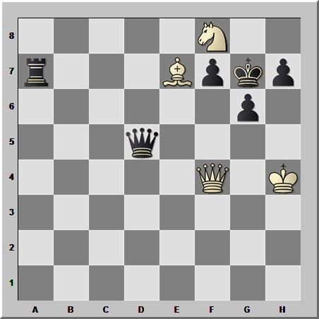 Шахматный шедевр, которому 270 лет! Изящная комбинация от шахматных романтиков