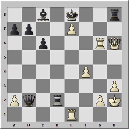 Шахматный пехотинец победивший целую армию