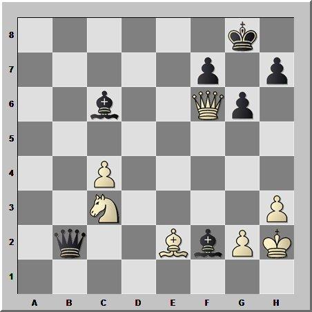 Шахматный король слаб и беспомощен: если случайно приоткрылся, то может и простудиться
