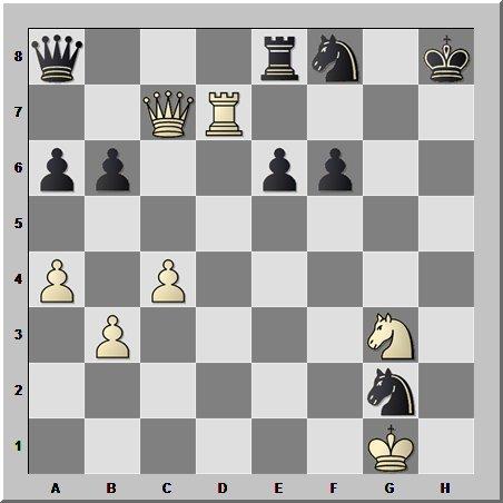 Классическая атака короля по открытым линиям от Анатолия Карпова