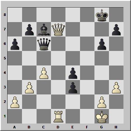 Шахматный урок типовых позиций: сдвоенные проходные пешки