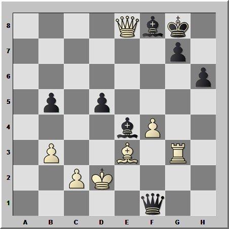 Шахматный урок от Виктора Корчного: защита нападением