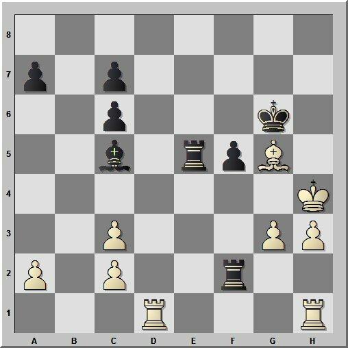 Как выиграть эндшпиль одним ходом? Бесславный конец белого короля