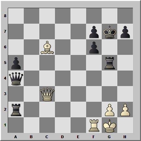 В кульминации шахматной партии зачастую решает простой тихий ход..