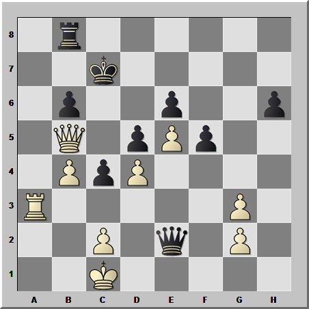 Шахматные окончания: владение открытой линией и охрана горизонтали