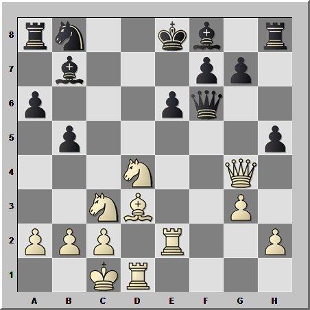 """Шахматный урок типовых комбинаций: нелёгкий выбор """"жертвенной фигуры"""""""