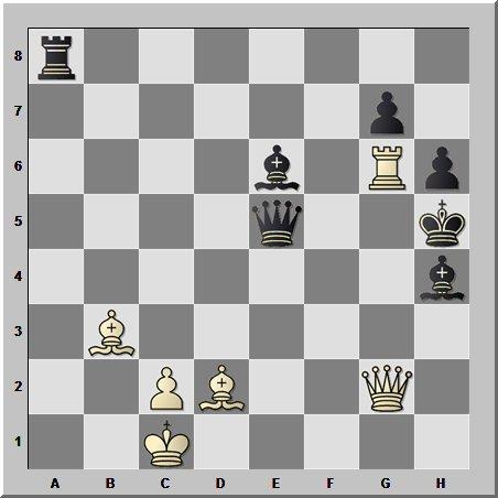 Гениальная шахматная комбинация, которой исполнилось почти 130 лет