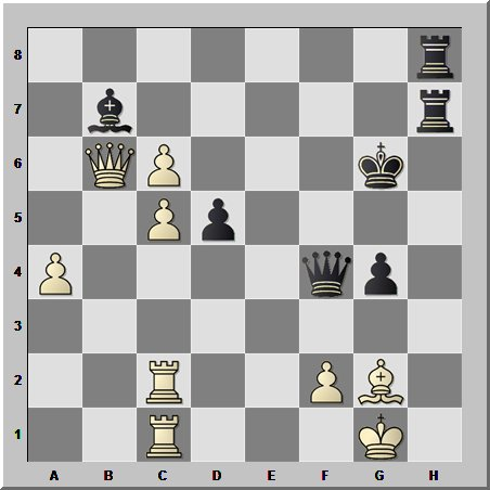 Урок шахмат от чемпионов мира:  В чём сила? Вся сила в атаке! Вот и Виши говорит...