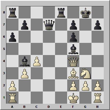 Шахматная миниатюра: нерокированный король и разобщённые ладьи — залог будущего поражения