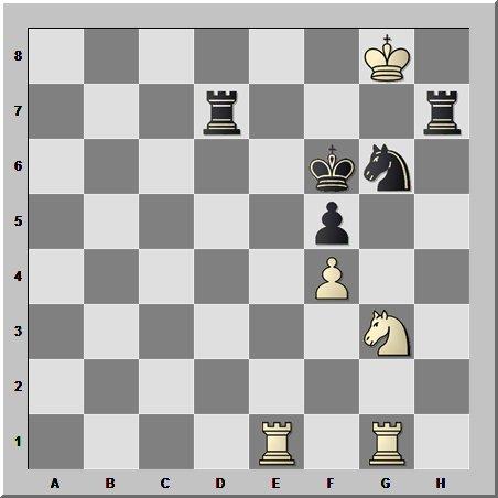 Шахматный шедевр IX века нашей эры