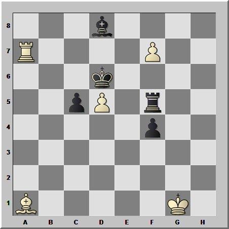 Шахматные окончания: смешанный эндшпиль с активными фигурами