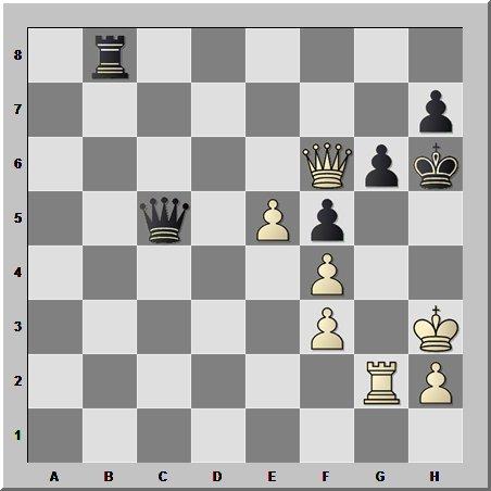 Шахматные окончания: рандеву королей и атака тяжёлых фигур