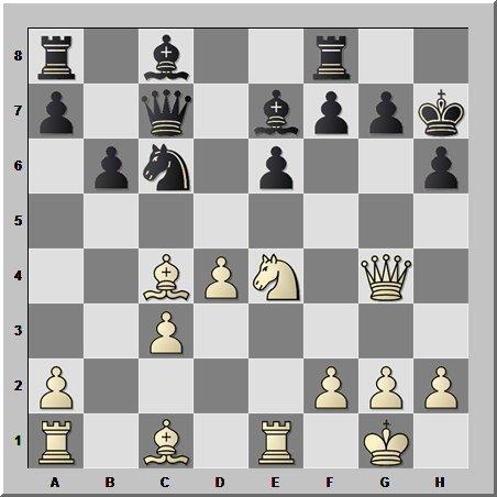 Шахматный урок типовых позиций: фианкеттирование слонов и ослабления полей