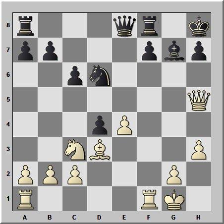 Шахматные комбинации: атакует 11-й чемпион мира по шахматам Роберт Фишер