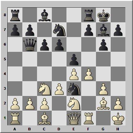 Шахматные комбинации: ловушка для фигуры противника