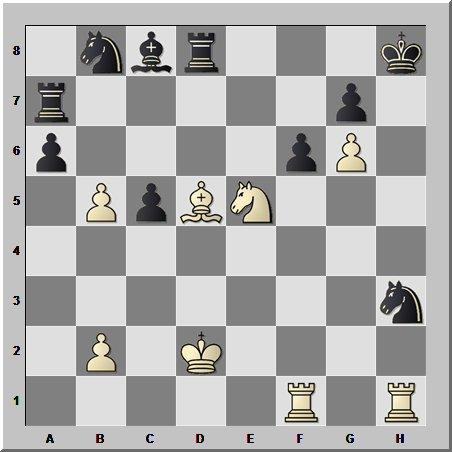 А если шахматные связки взаимные? Кто раньше избавится, тот и победит!