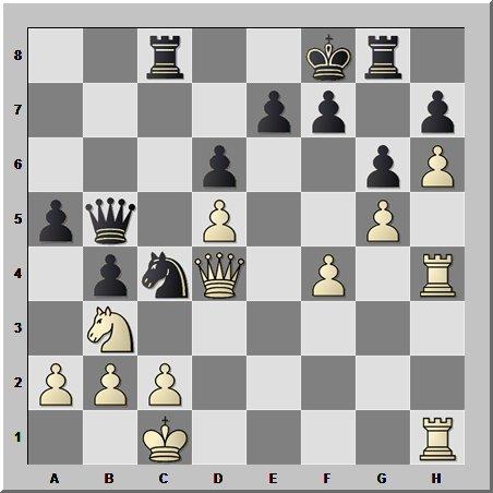 Догнать беглеца! Чтобы уйти от атаки, шахматные короли частенько убегают на другой фланг