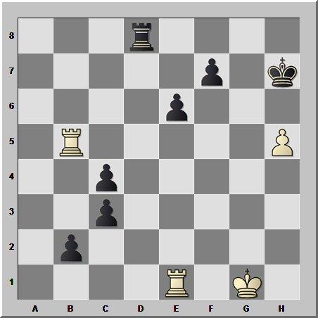 Шахматный эндшпиль от маэстро Юрия Авербаха