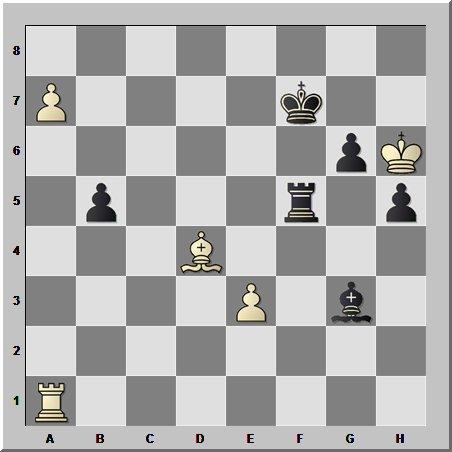 Не влезай, убьет! Реализуя в шахматах какую-нибудь идею, не забывай о собственном короле
