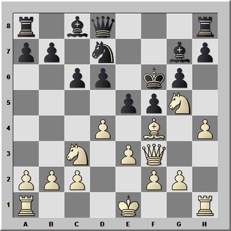 Если в шахматах ферзь с королём противника встречаются в центре доски, то кто-то из них, это рандеву не переживёт