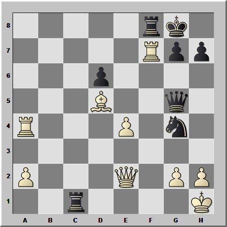 А как спасал своего короля  сильнейший шахматист XX века  Роберт Фишер?