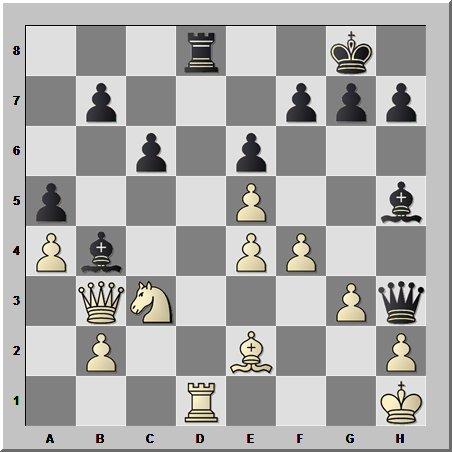 Противостояние ладей по открытым линиям в шахматах не всегда заканчивается их разменом
