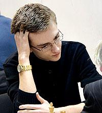 Глеб Апрышко выиграл первый ночной блиц-марафон, проходивший в Москве
