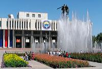 Турнир на призы Эрнесто Инаркиева завершился Бишкеке