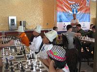 Первый международный финал  Белой ладьи  стартовал в Дагомысе