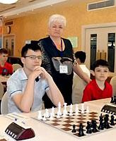 Светлана Харитонова: «Белая ладья» стала для меня толчком в жизни