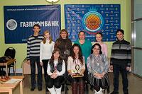 Чемпионат Астраханской области по классическим шахматам среди женщин завершился победой Елены Эктовой